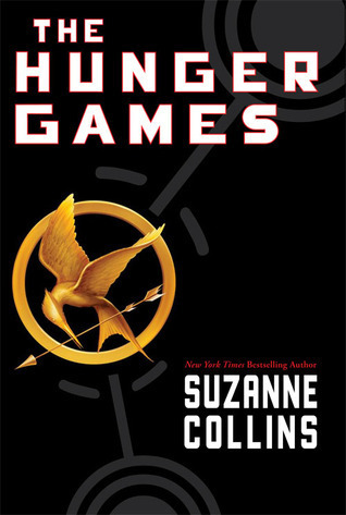 "Book cover of ""The Hunger Games"" by Suzanne Collins"