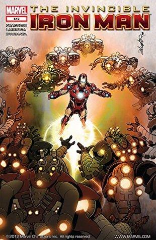 Invincible Iron Man #512