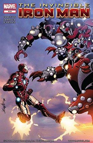 Invincible Iron Man #514