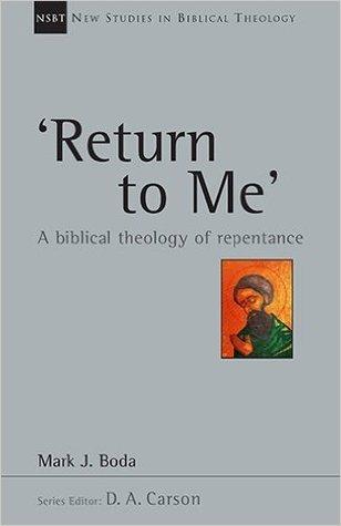 'Return to Me' by Mark J. Boda