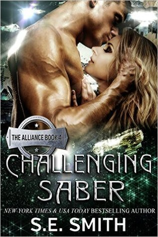 Challenging Saber (The Alliance, #4)