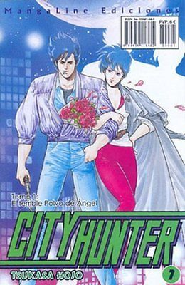 City Hunter, tomo 1: El terrible polvo de angel(City Hunter 1)