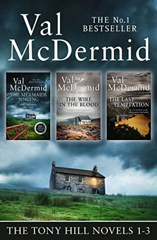 Val McDermid 3-Book Thriller Collection: The Mermaids Singing, The Wire in the Blood, The Last Temptation