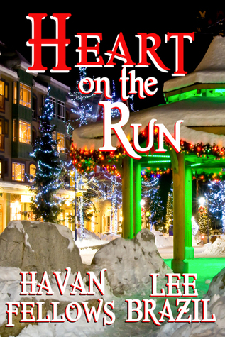 Heart on the Run (Hearts of Parkerburg, #2)