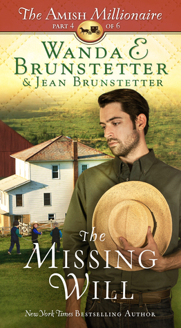 The Missing Will (The Amish Millionaire #4)