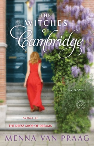 book cover: The Witches of Cambridge by Menna van Praag