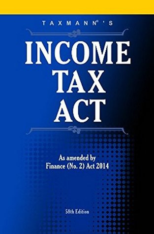 Income Tax Act by Taxmann