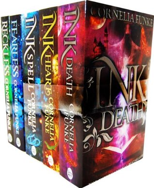 Inkheart Trilogy and Reckless 5 Books Collection Set