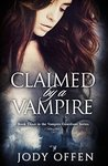 Claimed by a Vampire (Vampire Guardians #3)
