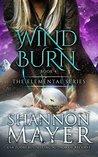 Windburn (The Elemental Series, #4)