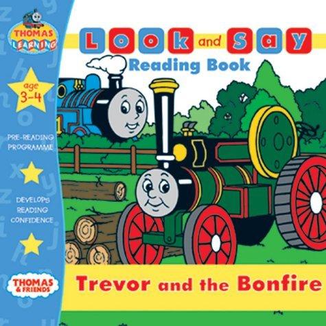 Trevor and the Bonfire