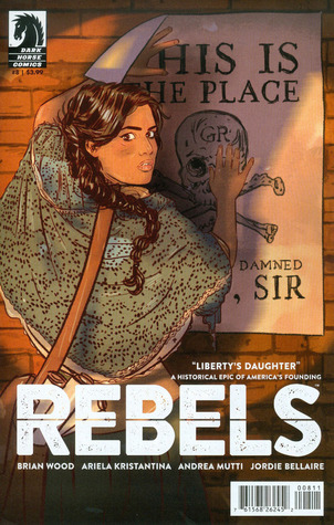 Image result for rebels brian wood libertys daughter