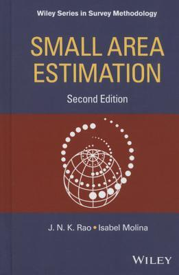 Small Area Estimation by J.N.K. Rao