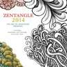 Zentangle 2014: The Art of Meditative Drawing: 16 Month Calendar - September 2013 through December 2014