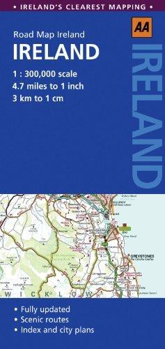Road Map Ireland