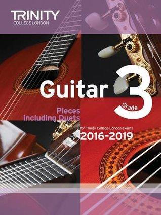 Guitar Exam Pieces Grade 3 2016-2019