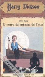 El tesoro del príncipe del Nepal (Harry Dickson, #32)