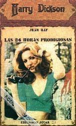 Las 24 horas prodigiosas (Harry Dickson, #39)