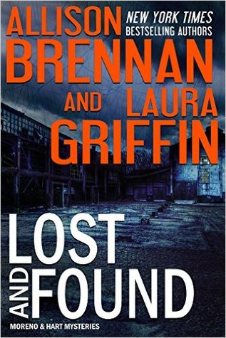 Lost and Found (Moreno & Hart Mysteries, #3)