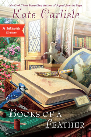 Books of a Feather(Bibliophile Mystery 10)
