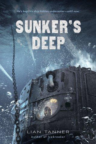 Sunker's Deep (The Hidden, #2)