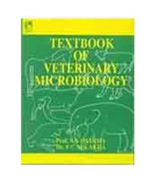 Textbook of Veterinary Microbiology