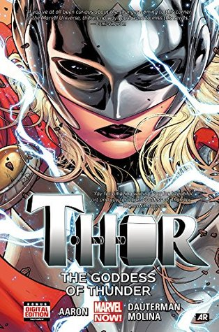 "Image result for ""Thor: The Goddess of Thunder"" by Jason Aaron"