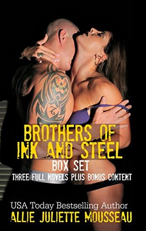 Brothers of Ink and Steel Box Set #1 (Brothers of Ink and Steel, #1-2.5)