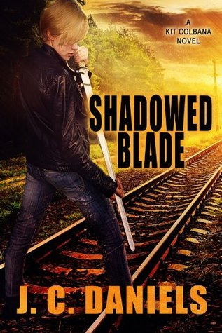 Shadowed Blade (Colbana Files, #5)
