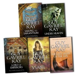 Guy Gavriel Kay 5 Books Collection Pack