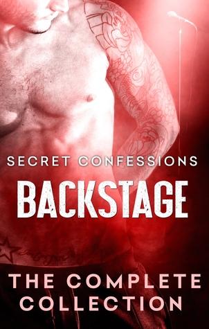 Secret Confessions: Backstage Bundle: Chase / Josh / Yanis / Theo / Kelly / Jet
