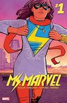 Ms. Marvel (2015-) #1