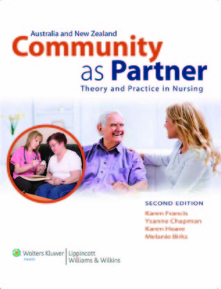 Australia & New Zealand Community As Partner: Theory And Practice In Nursing