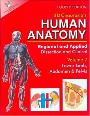Bd Chaurasia Anatomy Textbook Pdf