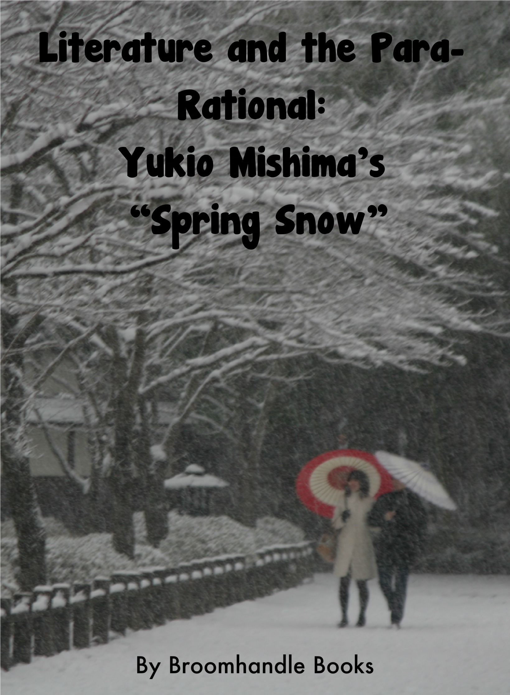 "Literature and the Para-Rational: Yukio Mishima's ""Spring Snow"""