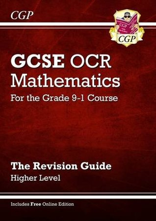New GCSE Maths OCR Revision Guide: Higher - for the Grade 9-1 Course