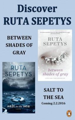 Discover Ruta Sepetys