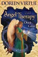 Angel Therapy Oracle Cards: A 44 - Card Deck with Guidebook