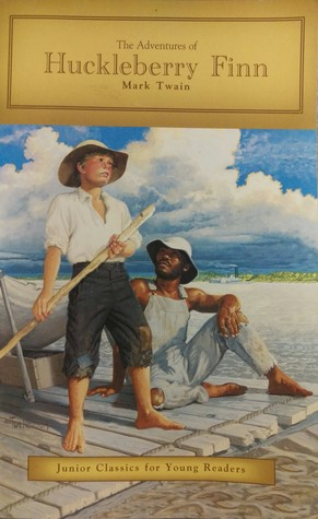The Adventures of Huckleberry Finn: Junior Classics for Young Readers