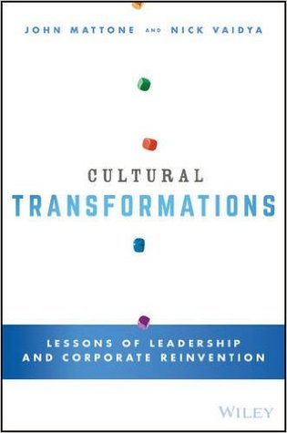 Cultural Transformations: Lessons of Leadership and Corporate Reinvention