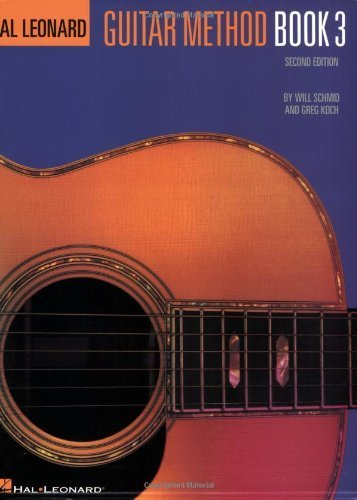 Hal Leonard Guitar Method Book 3 (Hal Leonard Guitar Method (Songbooks))