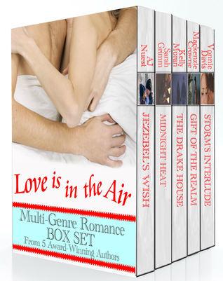 Love is in the Air (Multi-Genre Romance Box Set)