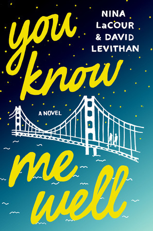 Image result for you know me well book cover