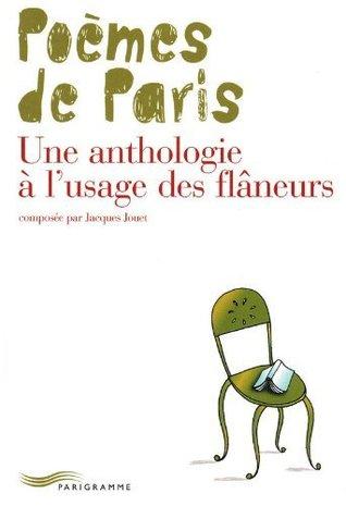 Poèmes De Paris by Jacques Jouet