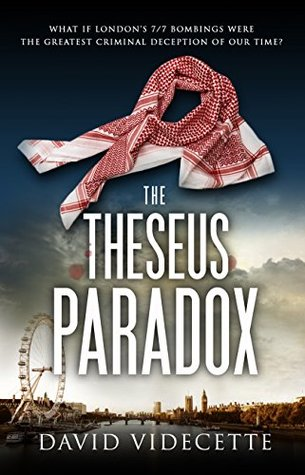 The Theseus Paradox (DI Jake Flannagan #1)