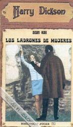 Los ladrones de mujeres (Harry Dickson, #34)