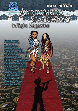 Andromeda Spaceways Inflight Magazine, Issue 61 EPUB DJVU - por Simon Petrie