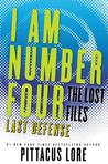 Last Defense (Lorien Legacies: The Lost Files #14)