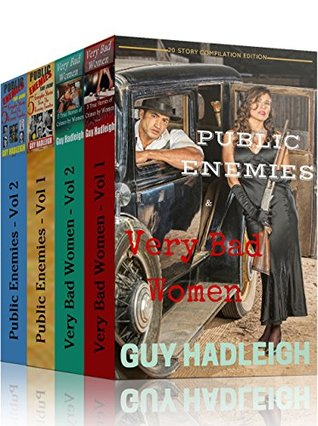 Publice Enemies and Very Bad Women - Special 20 Story 4 Volume Box Set