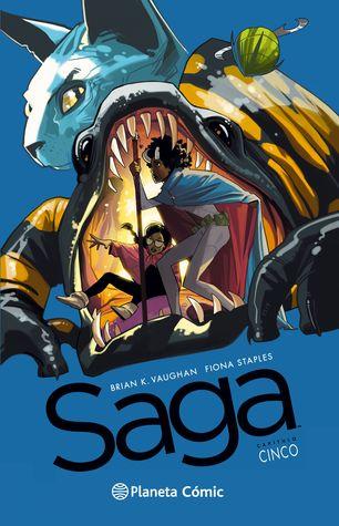Saga: Capítulo cinco (Saga, #5)